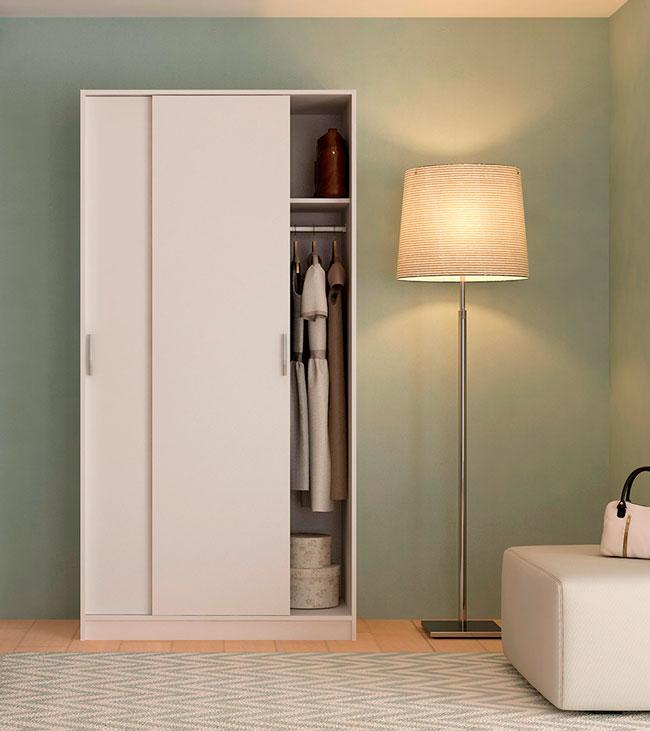 F brica de armarios de puertas correderas en kit - Armario ropero puertas correderas ...