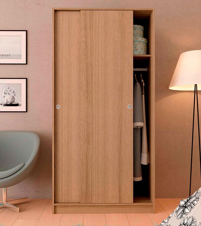 F brica de armarios de puertas correderas en kit for Puertas correderas sodimac