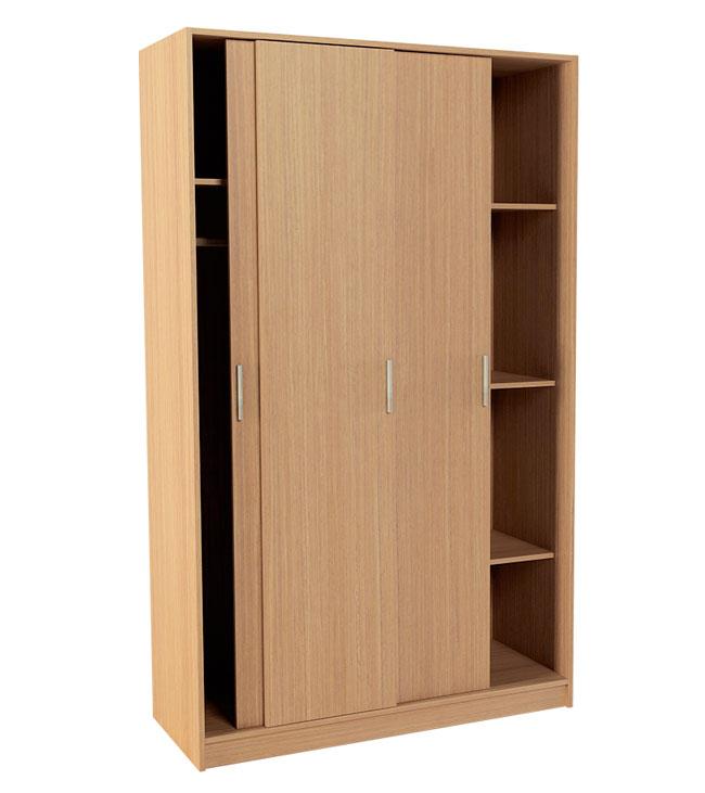 F brica de muebles kit y mecanizados - Armario ropero puertas correderas ...