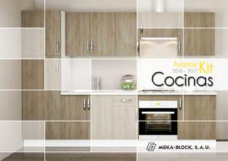 Fabrica de muebles kit fabricamos muebles pr cticos y for Catalogo de cocinas integrales pdf