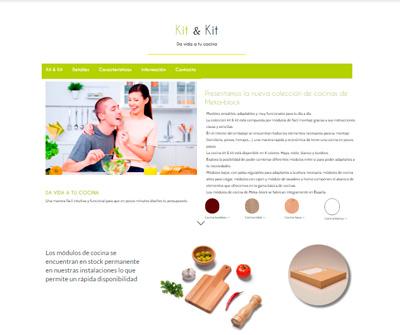 Fábrica De Muebles De Cocina En Kit Módulos Y Cascos