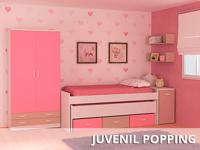 F brica de muebles juveniles en kit y dormitorios infantiles - Tu mueble ocana ...