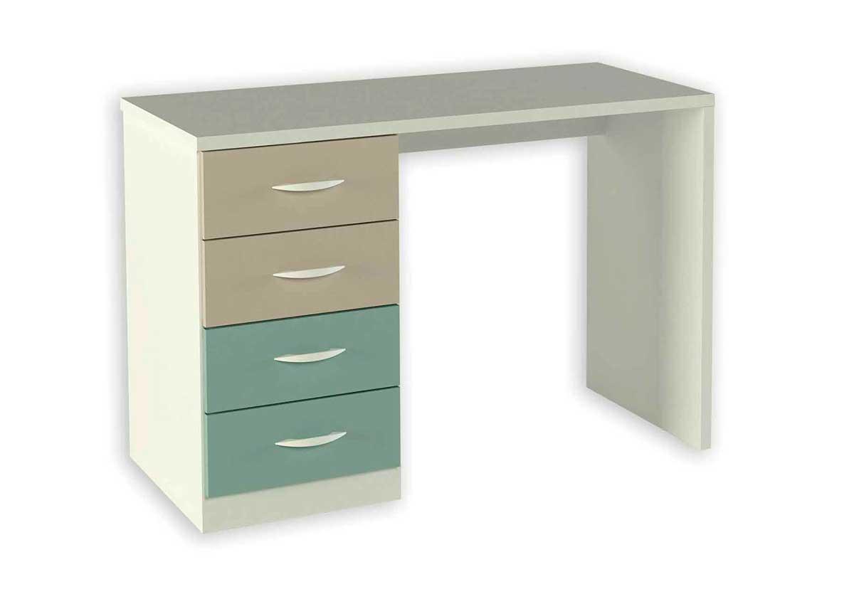 Dormitorio juvenil en colores modelo popping en kit - Muebles kit espana ...