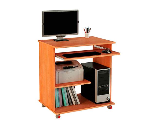 F brica de mesas de ecritorio mesas de estudio y mesas de for Mesa de ordenador con ruedas