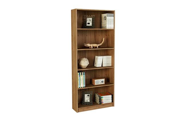 Muebles de oficina color nogal en kit fabricados en espa a - Muebles kit espana ...